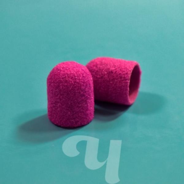 Песочный колпачок фиолетовый (пластиковая основа)