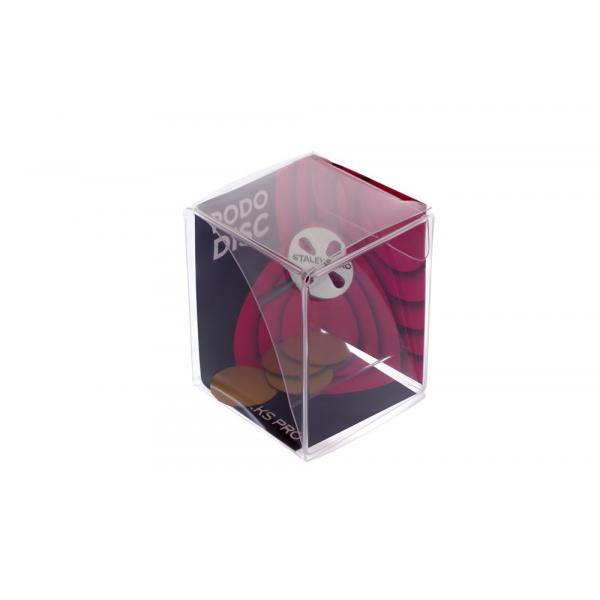 Диск педикюрный PODODISC STALEKS PRO S в комплекте с сменным файлом 180 грит 5 шт (15 мм)