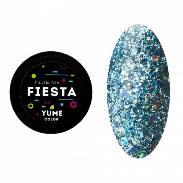 Гель-лак YUME Fiesta №04