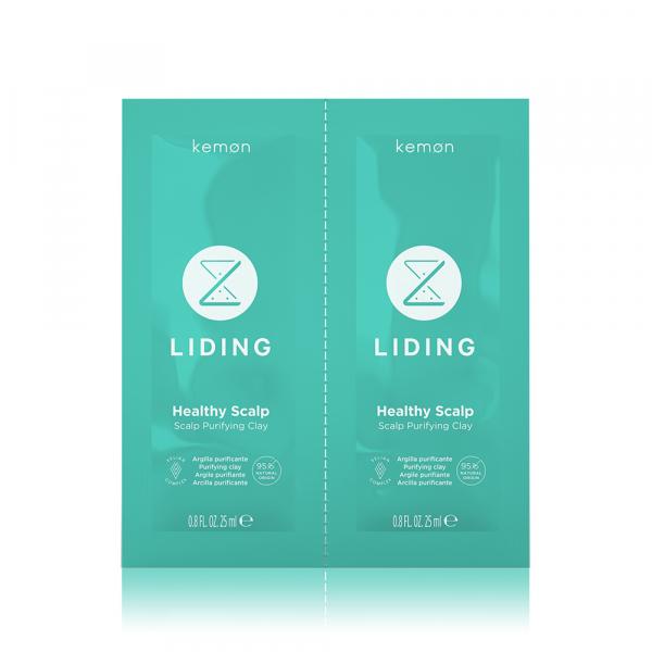 Очищающее средство Healthy Scalp Purifying Clay Velian 25 мл*12 шт
