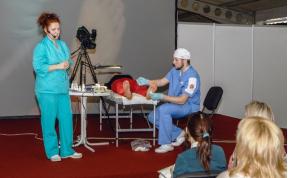 Бесплатный семинар по аппаратному педикюру