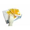 Перчатки стерильные (Латекс, прозрачные, S/M, 1 пара/упк)