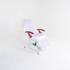 Чехол на кушетку многоразовый (ПВХ, белый, 210х90 см, 1 шт/упк)