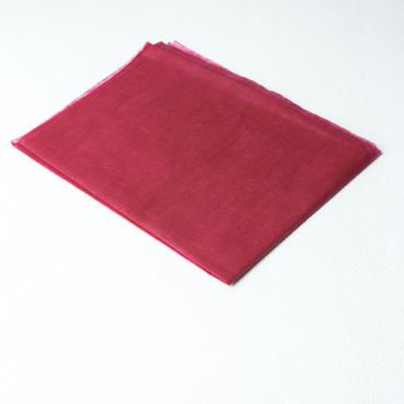 Простыня люкс (Спанбонд, бордовая, 200х70 см, 10 шт/упк)