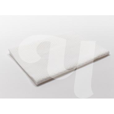 Салфетки люкс (Спанлейс, белые, 35х40 см, 100 шт/упк)