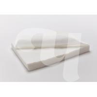 Салфетки для мас. кресла с отверстием (Спанлейс, белые, 30х40 см, 50 шт/упк)