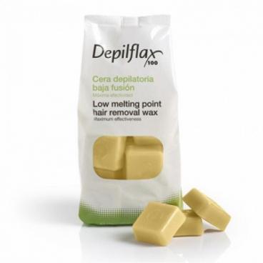 Воск Depilflax горячий Холопок (1 кг)