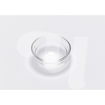 Миска стеклянная (Стекло, прозрачная, 6 см, 1 шт/упк)