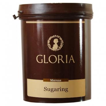 Паста для шугаринга Gloria, мягкая  (1,8 кг)