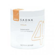 Сахарная паста Saona №4+ (нормальная, без разогрева)