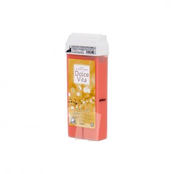 Воск DolceVita в картридже апельсиновый (с диоксидом титана)