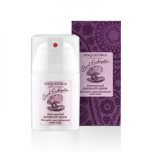 Дневной крем для сухой и чувствительной кожи