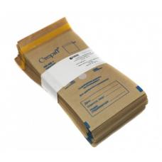 Крафт-пакеты (Бумага, 100х250 мм, 100 шт/упк)