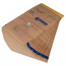 Крафт-пакеты (Бумага, 150х250 мм, 100 шт/упк)