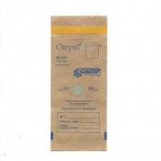 Крафт-пакеты (Бумага, 75х150 мм, 100 шт/упк)