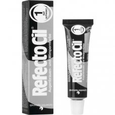 Краска для бровей и ресниц RefectoCil №1 (черная)