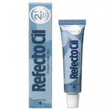 Краска для бровей и ресниц RefectoCil №2.1 (синяя)