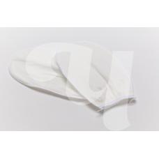 Варежки для парафинотерапии стандарт (Спанлейс, белый, 1 пара)