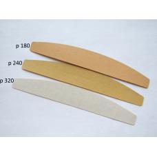 Файлы к основе ЛОДКА МАЛАЯ подложкой 0 мм, (12 шт/упак.) Грит: 100/180/240