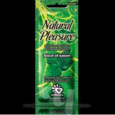 Крем Natural Pleasure с экстрактом зеленого чая и экстрактом ромашки. 15мл