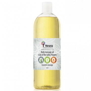 """Массажное масло для тела """"Ландыш"""" 1 литр"""