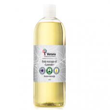 Массажное масло для тела «Лаванда»