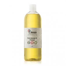Массажное масло для тела «Подорожник»